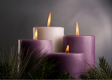 prayers at the advent wreath hawaii catholic herald. Black Bedroom Furniture Sets. Home Design Ideas