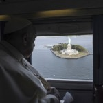 Pope Francis shows Americans who he is