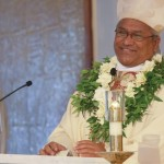 Hawaii welcomes Tonga's first, church's youngest cardinal