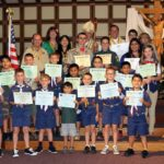 Awards honor spiritual side of scouting