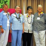 Photo: New leadership for Sisters of St. Francis