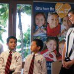 Photo: Augustine Foundation reception