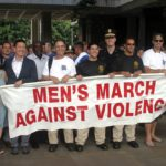 October activities bring awareness to scourge of domestic violence