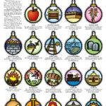 "Advent"" Jesse tree symbols"