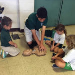 Grant provides CPR kits to Hawaii Catholic schools