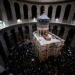 Restoration on Jesus' tomb signals church cooperation