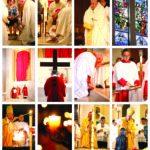 The Sacred Triduum with Bishop Silva