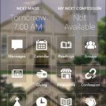 Faith at your fingertips: myParish App