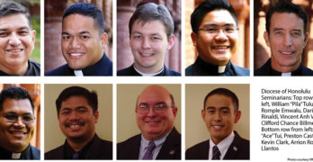 Working vacation: Seminarians start summer assignments