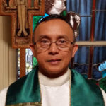 Father Mario Palanca, military chaplain: The most powerful weapon
