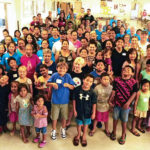 30 Maui families come together for retreat
