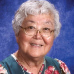 Obituary: SISTER ANNE-MARIE TAMANAHA, SSCC | 1930-2017