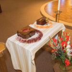 Relics of Molokai saints venerated in Milwaukee