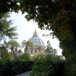 Preserving the art of the Vatican gardens