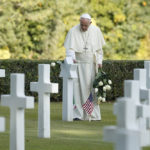 Pope Francis continues papal pleas for disarmament