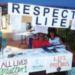 Island parishes join 40 Days for Life with prayer, rosary, public displays