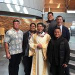 Isle-born Jesuit ordained deacon