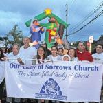 Photo: Parish participates in parade