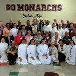 Photo: Gathering of religious