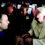 Update: Pope marries couple on flight during Chilean trip